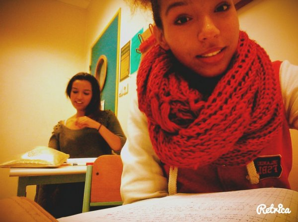 In the ClaSsRooM !