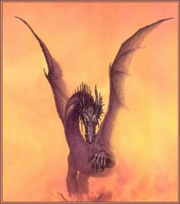 le dragon des sables