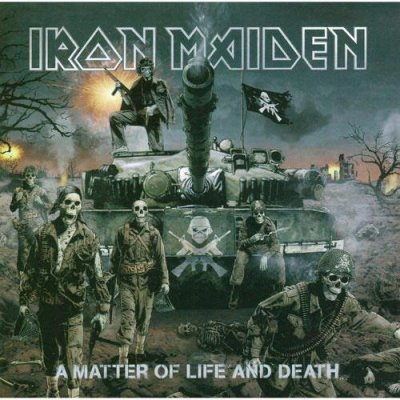 Iron Maiden - These Colors Don't Run