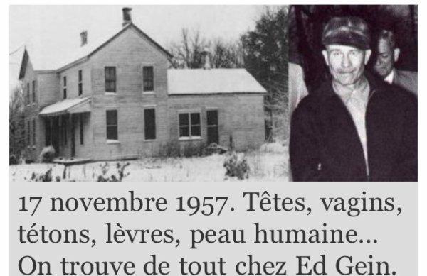 Ed Gein le boucher