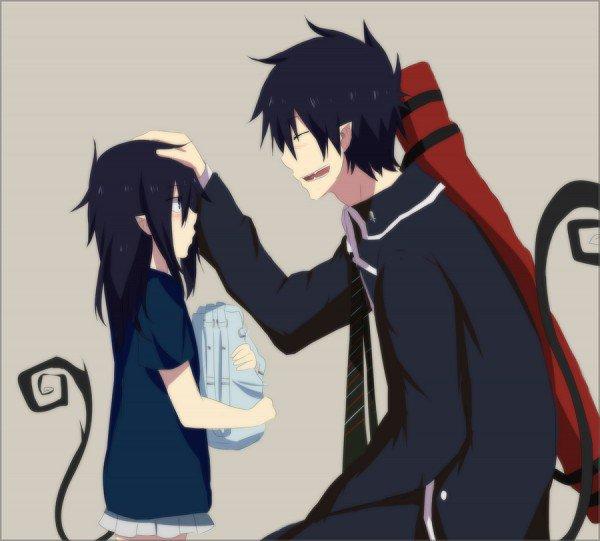 Rin et sa fille ♥