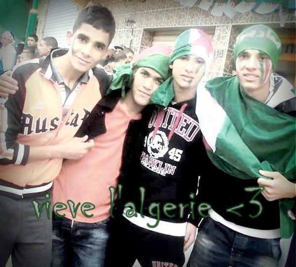 moi avec 3 mes  Cousins ^^