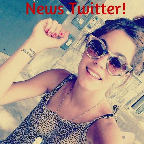 News de mon twitter! :)