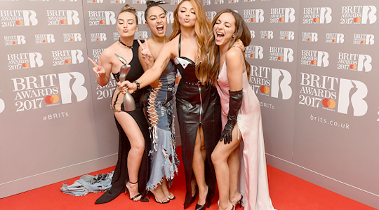 THE BRITS AWARDS