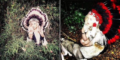 PERRIE + APPROPRIATION CULTURELLE ?