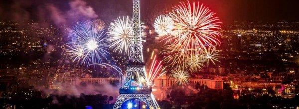 Bonne fête de 14 juillet