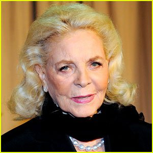 HOMMAGE A LAUREN BACALL DECEDE A L'AGE 89