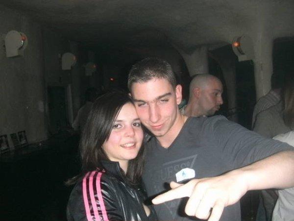 B-Club avec mon Amoureuse (l)(l)