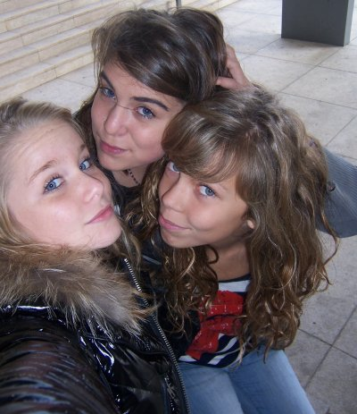""""""" Mes coupines d'abord ♥ """""""