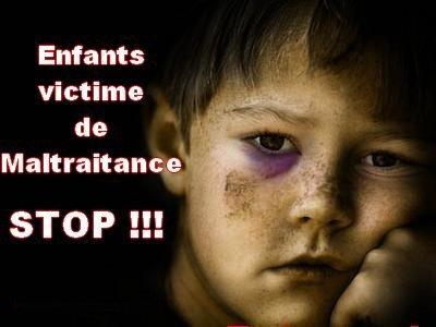 la violence contre les enfants........STOOOOOOOOOOOOOP