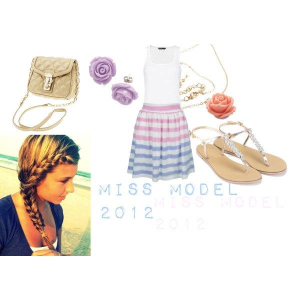 miss model 2012