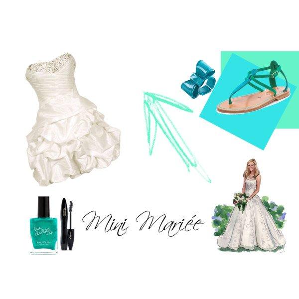 Mini Mariée ♥♥