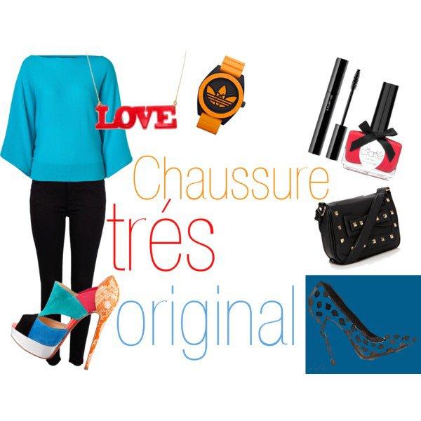 Chaussure fun :p