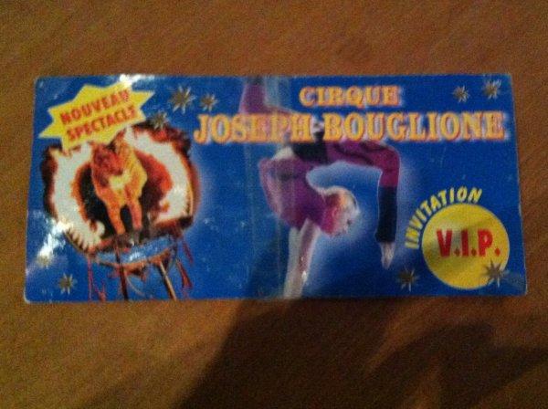 cirque joseph bouglione 2010