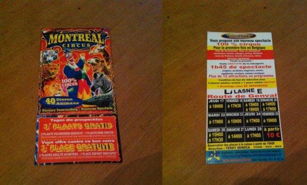 cirque montréal circus 2012