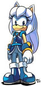 Silveria the hedgehog