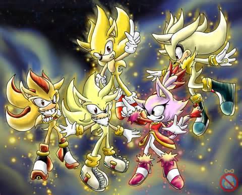 La question de: Sonic.