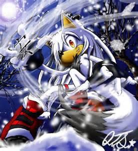 Yasu the wolf