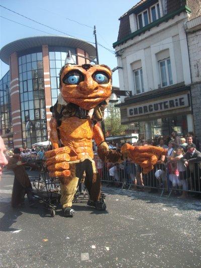 journer carnaval et soiré barbek chez toune