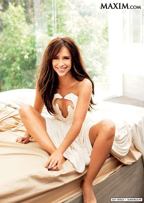 Jennifer Love Hewitt en couverture du magazine Maxim ♥
