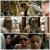 Mardi 3 Mai 2011 = Miley faisant du shopping à Santiago au Chili.