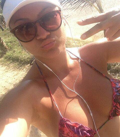 Selfie,soleil,Amérique du sud