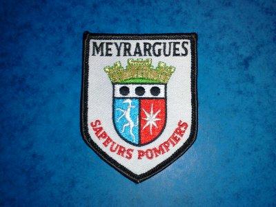 Ecusson Meyrargues