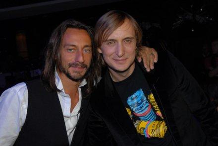 David Guetta et Bob Sinclar