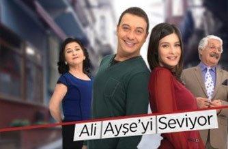 Ali Ayşe'yi Seviyor 2013