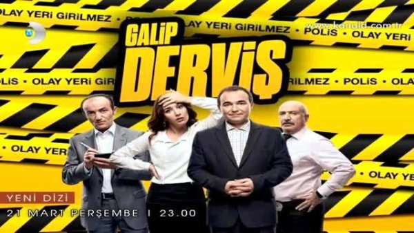 Galip Derviş 2013