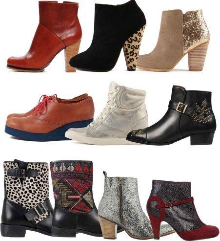 Conseil pour les chaussures Automne Hiver