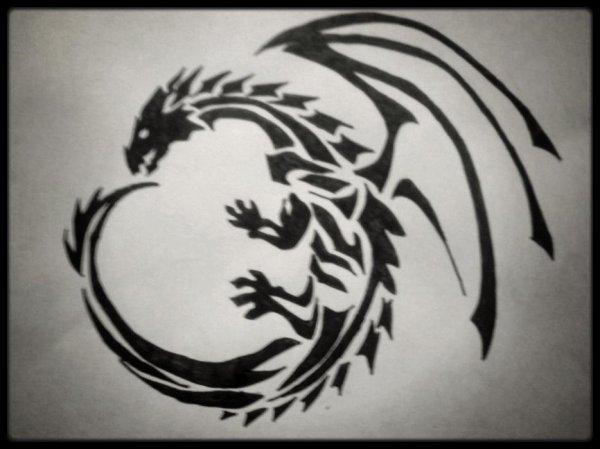 Mon Dragon !
