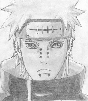 Tendô (Nagato) - Naruto Shippuden