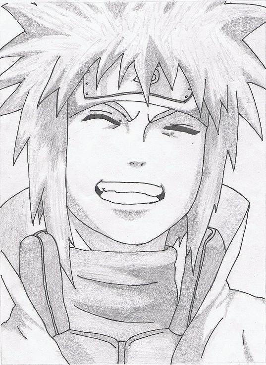 Minato Namikaze ( Yondaime Hokage) - Naruto