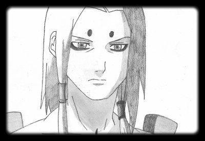 Kimimaro Kaguya - Naruto