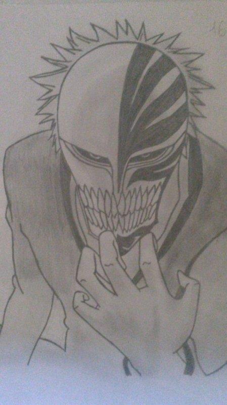 Ichigo Kurosaki (Masque Hollow 2) - Bleach