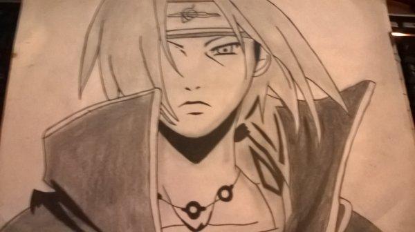 Itachi Uchiwa - Naruto Shippuden
