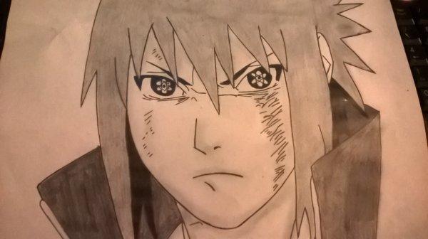 Sasuke Uchiwa - Naruto Shippuden