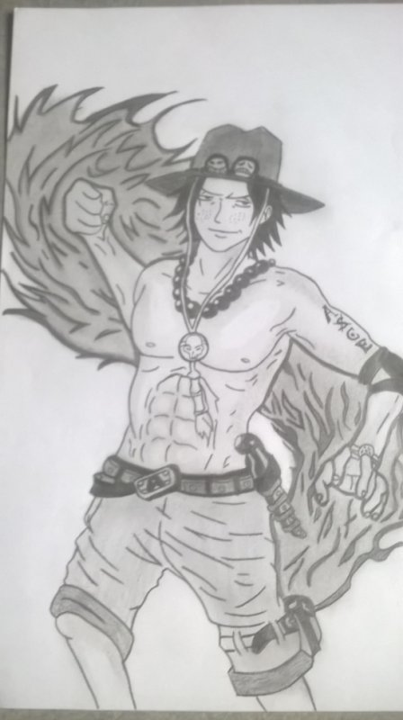 Portgas D. Ace - One piece