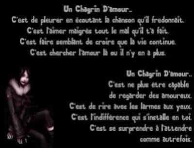 Poeme D Amour Et Triste La Vie Et La Mort