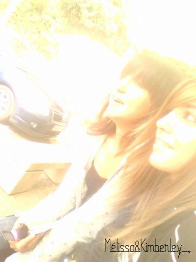 Méélissa&Kimberley ; Une amitiée sans fin ! ♥[/align=center]