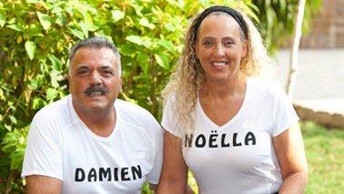 Damien & Noëlla quitte l'aventure Pekin Express
