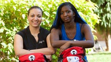 Laeticia et Dianéba quitte l'aventure Pekin Express...