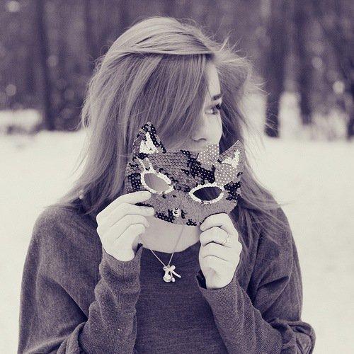 Vous vous moquer de moi parce que je suis différente, mais moi je rit de vous parce que vous êtes tous pareil.