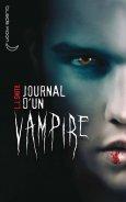 Voici la couverture du Journal d'un Vampire Tome 1