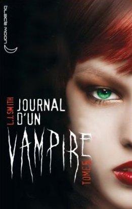 Voici la couverture d'un Journal d'unVampire Tome 5