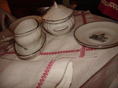 Le déjeuner des Françoises