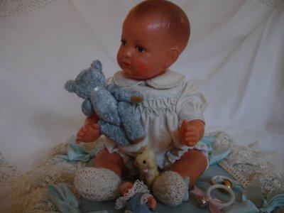 Les galipettes de bébé Jacky