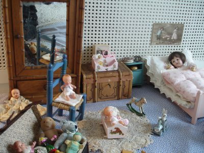 La chambre de loulotte
