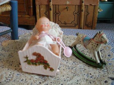 Les jouets de Loulotte